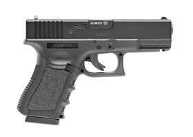 Glock 19 4,5 mm CO2 luftpistol